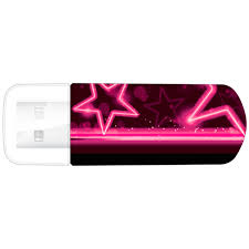 Купить <b>Флеш</b>-<b>диск Verbatim Mini</b> Neon Edition Pink <b>32GB</b> (49390) в ...