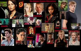 good for the people who don t know what the hunger games good for the people who don t know what the hunger games characters are heres