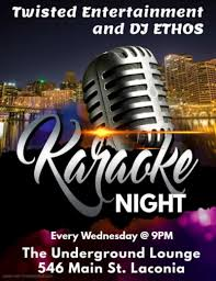 Karaoke Night w/ Dj Ethos in Boston at Granite State Music ...