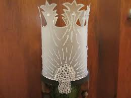 picture of diy glinda the good witch crown the wizard of oz