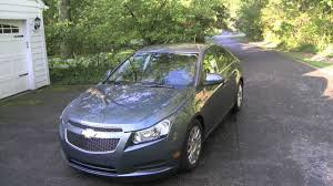 2012 Chevrolet Cruze Eco Test Drive and Review - YouTube