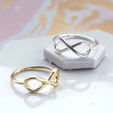 infinity ring. infinity ring m