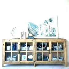 credenza with glass doors sideboard with glass doors glass door credenza buffet table with glass doors credenza with glass doors