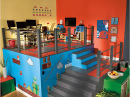 video game room furniture. 18 make the walls a second screen video game room furniture