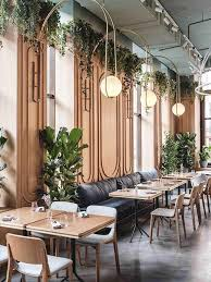restaurant interior design cafe