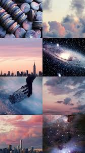 Aesthetic Wallpaper Galaxy - homes of ...