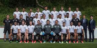 Deutschland übernahm die spielkontrolle und hielt portugal. Dfb U21 Europameisterschaft Lights Of The World Sung Bin Hong