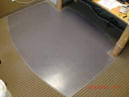 plastic carpet protector costco chair mat rug office depot mats floortex for wood floors desk rugs astonishing design your flooring decor swivel high pile