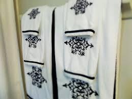Decorative Bathroom Towels Sets Bathroom Mesmerizing Bathroom Set Ideas On Wooden Floor Along