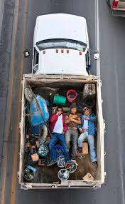 Riding in the Back of Pickup Trucks – A Bird's-Eye View «TwistedSifter