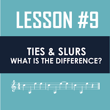 This free music theory worksheet teaches slurs and ties. Music Theory Lessons