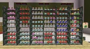 Potion Shelf