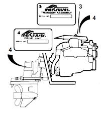 Mercury Marine Parts Diagrams For Mariner Mercruiser