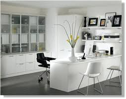 white office design.  Design Simple Home Office Desk Ideas White Chair With Contemporary  Offices On Design