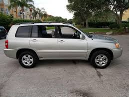 2001 Toyota Highlander Suv For Sale ▷ 30 Used Cars From $4,578
