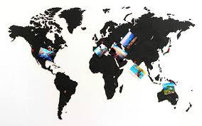 <b>Деревянная карта мира World</b> Map True Puzzle Small - печать ...