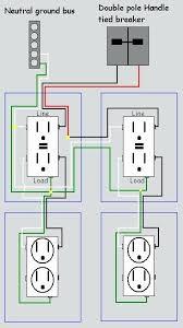 wiring gfci in series diagram luxury 2 pole gfci breaker 2 pole wiring gfci in series diagram luxury 2 pole gfci breaker 2 pole breaker wiring diagram electrical