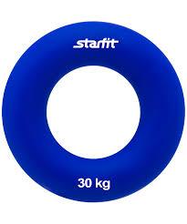 Эспандер Starfit ES-404 <b>Кольцо</b>, <b>30</b> кг, нагрузка до 30 кг — купить ...