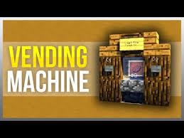 Vending Machine Minecraft Awesome 48848848] Vending Machine Mod Download Minecraft Forum