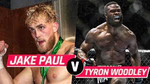 Pt (approximate) the jake paul vs. Jake Paul Vs Tyron Woodley Fight Date Time In Australia Ppv Price Odds Location Sporting News Australia