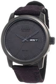 top 7 best selling and most popular citizen watches for men 2013 citizen men s bm8475 00f black canvas strap eco drive watch