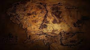 Map Wallpaper, LOTR Wallpaper 1920x1080 ...