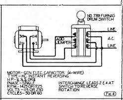 4 Wire Ac Motor Wiring Diagram 6 Pole Motor Wiring Diagram