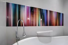 glass shower walls glass splashbacks