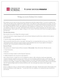 Resume Template Sample Nurse Practitioner Student Intended For