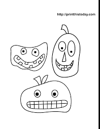 Small Picture Halloween coloring pages for kids