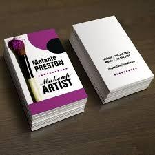 makeup artist business cards ideas business cards makeup artist sles maitlive makeup artist business cards ideas