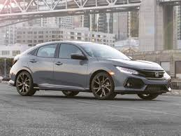 2018 honda civic hatchback grey. blending the best attributes of civic in most useful body style, 2017 hatchback is bunch. (honda) 2018 honda grey a