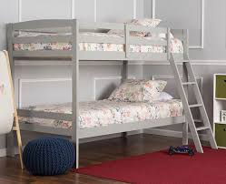 Captivating Short Bunk Bed With Built In Ladder
