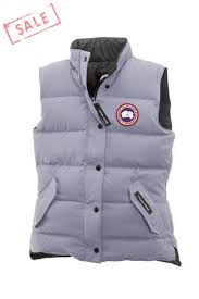 Buy Discount Canada Goose Freestyle Vest Arctic Frost For Women 100% Free  Shipping