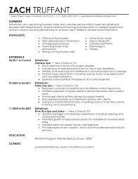 Example Of Resumes Example Resumes Skills Sample Skills On Resume ...