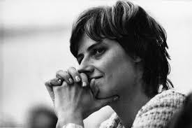 My history hero: Caroline Lucas chooses Petra Kelly (1947–92) - HistoryExtra