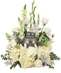 eternal peace urn cremation flowers urn not included