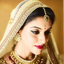 bridal makeup looks ideas latest tips gold asin