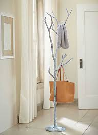 Branch Free Standing Coat Rack From West Elm Interesting Great Branch Coat Rack Simple Hanging Wall West Elm Diy Uk Style