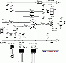 solar panel regulator wiring diagram solar image lead acid battery regulator for solar panel systems eeweb community on solar panel regulator wiring diagram