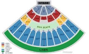 Pavilion Toyota Music Factory Seating Chart 18 Judicious Sleep Train Amphitheatre Seating