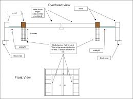 door jamb detail plan. Instal Storm Doors On A Vinyl Door Frame-vinyl-frame.jpg Jamb Detail Plan