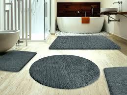 black bathroom rug black bath rugs home bathroom modern mat target grey rug 3 piece set