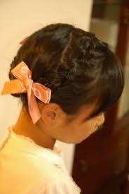 子供ヘアアレンジ卒園式 上海で艶めく綺麗を手に入れようryo上海