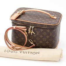 louis vuitton monogram nice cosmetic travel bag lvjs601