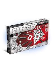 <b>Конструктор магнитный</b> (Black & White 104) <b>Geomag</b> 10222654 в ...