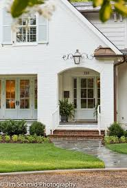 Best  Painted Brick Exteriors Ideas On Pinterest - Exterior painted houses