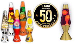 Iconic Lava Lamp Turns 50