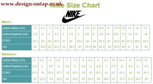 Nike Free Run 5 0 Size Chart Design Ontap Co Uk