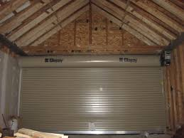 insulated roll up garage doorsInsulated Roll Up Garage Doors I62 About Remodel Awesome Home